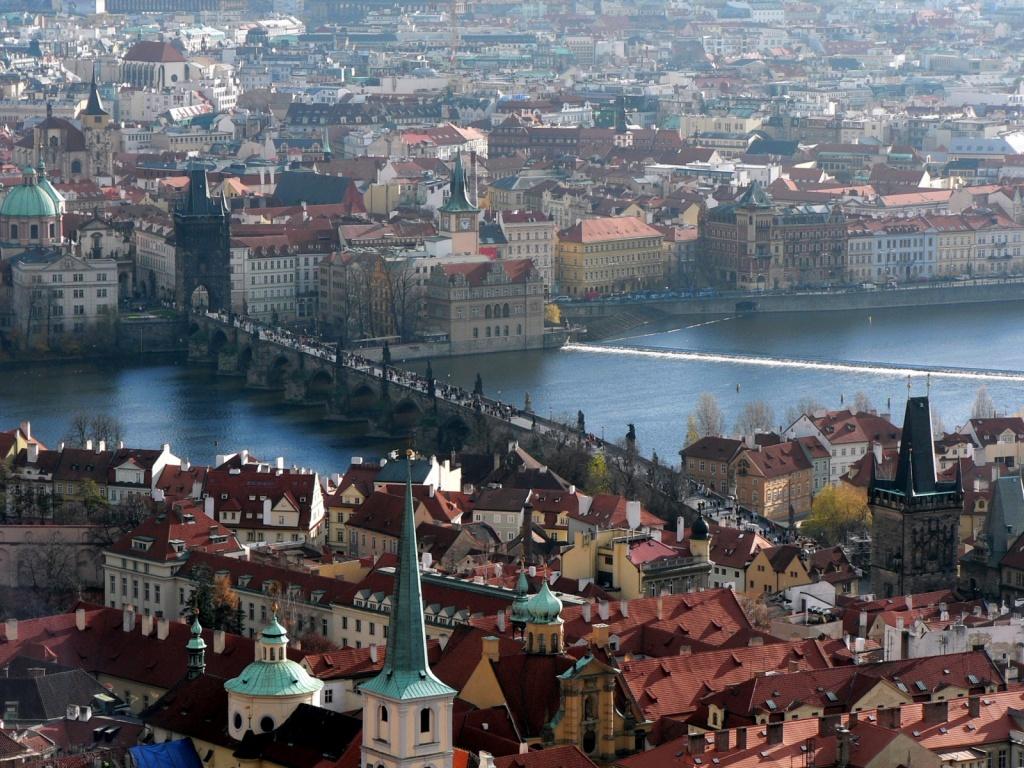 Карлов мост. Автор: lostajy. Фото:  www.flickr.com