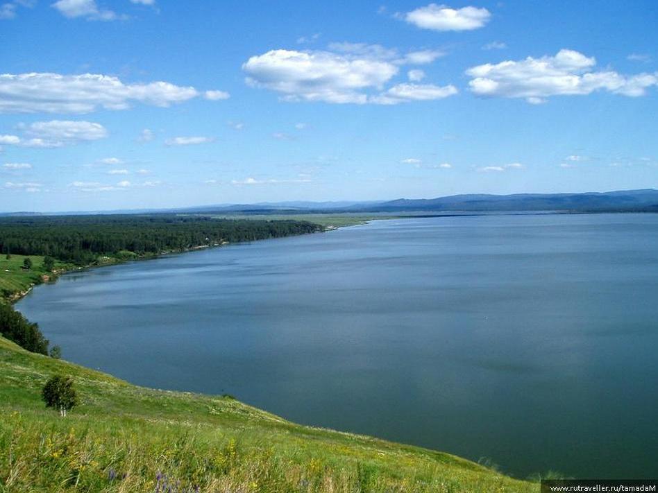 Озеро Б. Берчикуль. Автор: Ольга. Фото: www.rutraveller.ru/tamadaM