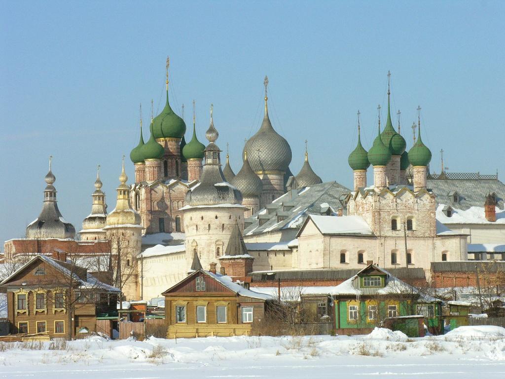 Ростов Великий. Фото: wikipedia.org