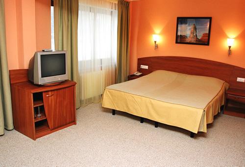 В номере. Фото: www.hotel-mechta.ru