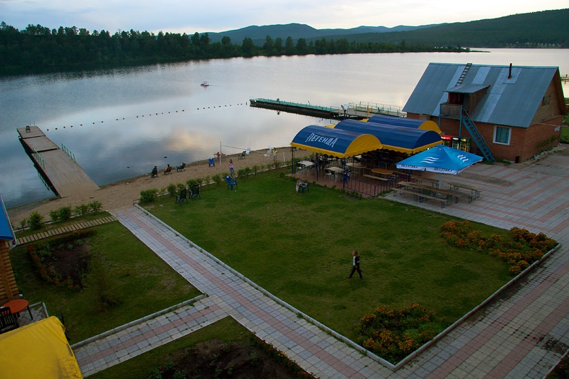 Территория базы. Фото: www.parnoe.ru