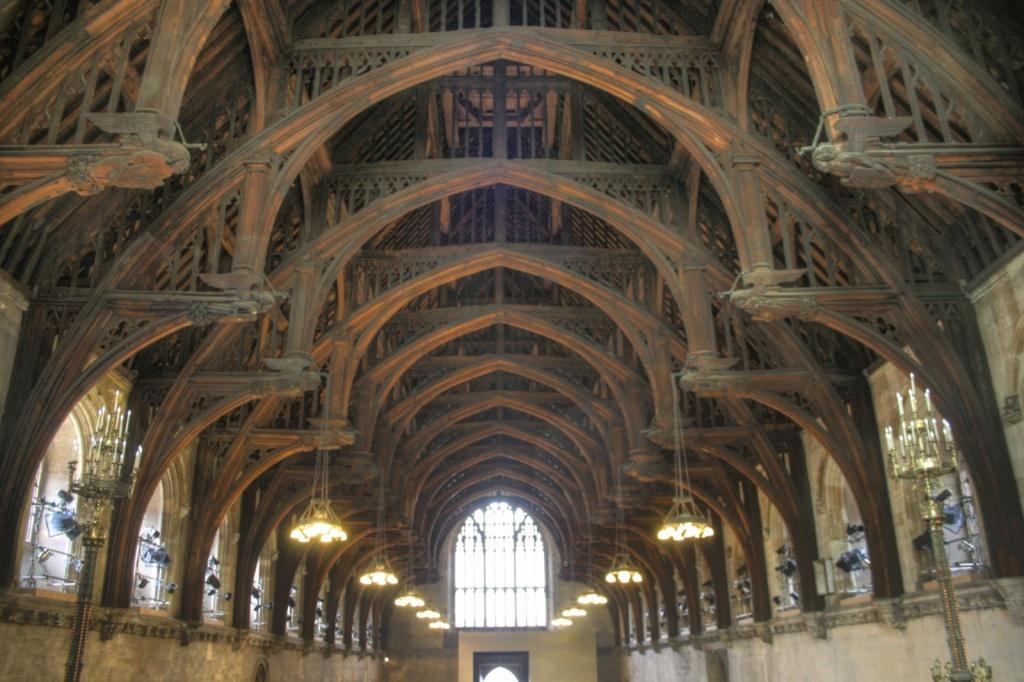 Перекрытия в холле. Автор: IanVisits. Фото:  www.flickr.com