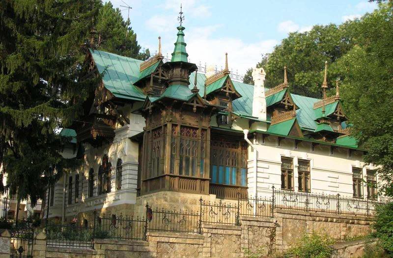 Дача Шаляпина. Фото с сайта  tonkosti.ru