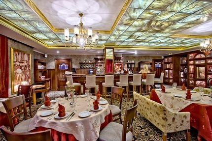Ресторан. Фото: www.europe-anapa.ru
