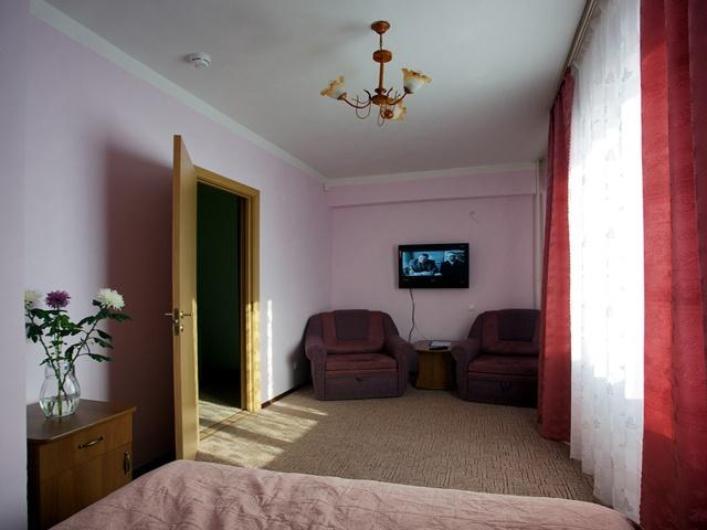 Улучшенный 1-мест. номер. Фото: www.hotel-briz.ru