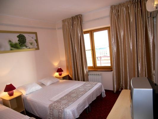 В номере. Фото: www.red-rose-hotel.ru