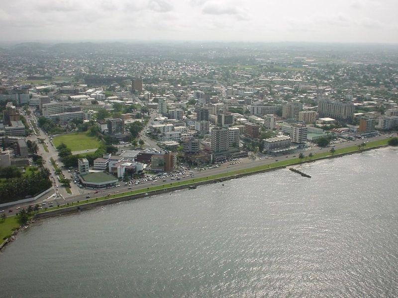 Столица Габона - Либревиль. Автор: Bajan28. Фото:  commons.wikimedia.org