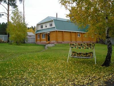 Гостиный Дом. Фото: www.ermakomsk.ru