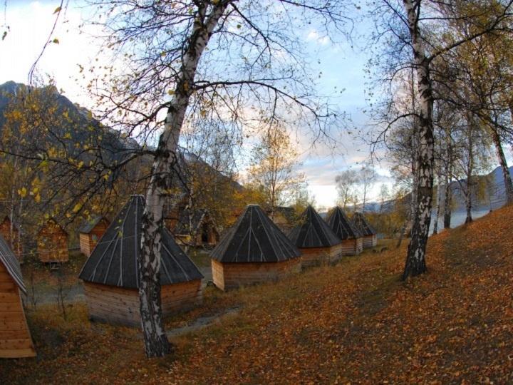 Домики базы «Кырсай». Фото: kyr-altay.ru