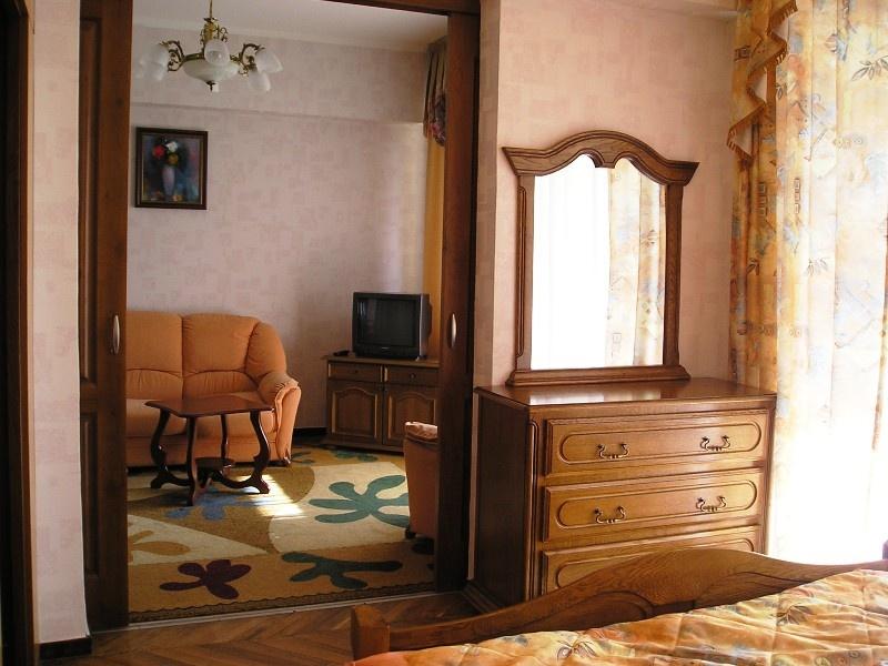 В номере. Фото: www.aurora.kg