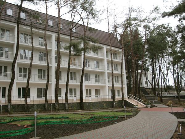 Пансионат «Джанхот». Фото: www.hotel-dzhanhot.ru