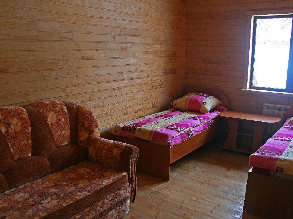 В номере. Фото: www.oldangasolka.ru