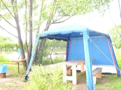Зона отдыха. Фото: www.omskinform.ru