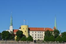Рижский замок (Rigaer Schloss)