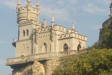 Как я в Крыму побывал