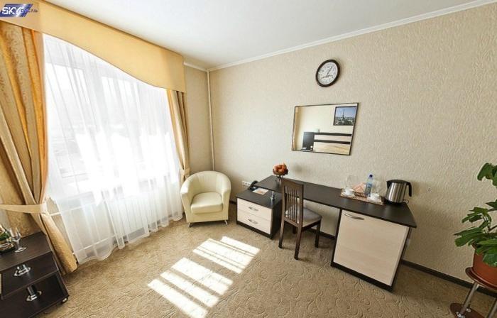 Полулюкс. Фото: www.skyotel.ru
