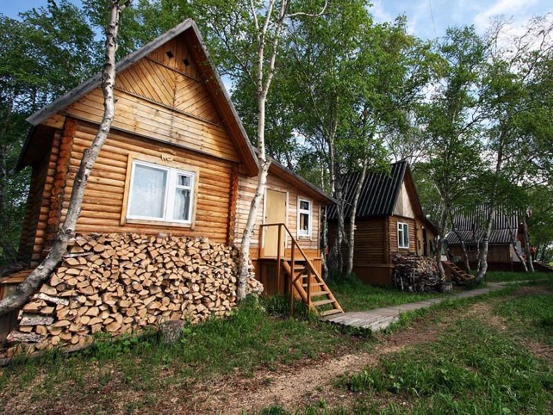 Турбаза «Таловая». Фото: www.kamchatka.info