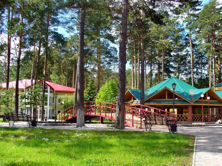 Территория Центра «Томь». Фото: www.centr.tom.ru