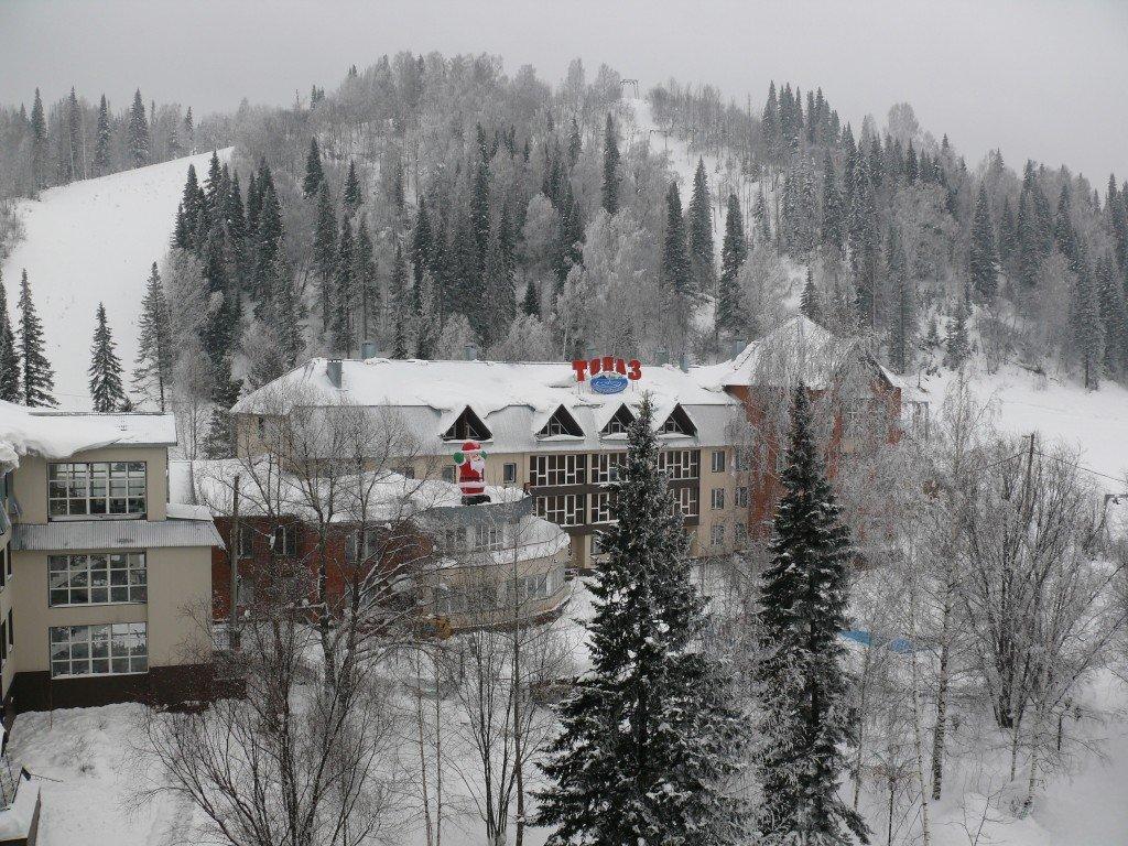 Вид на комплекс «Топаз». Фото: topaz-fss.ru