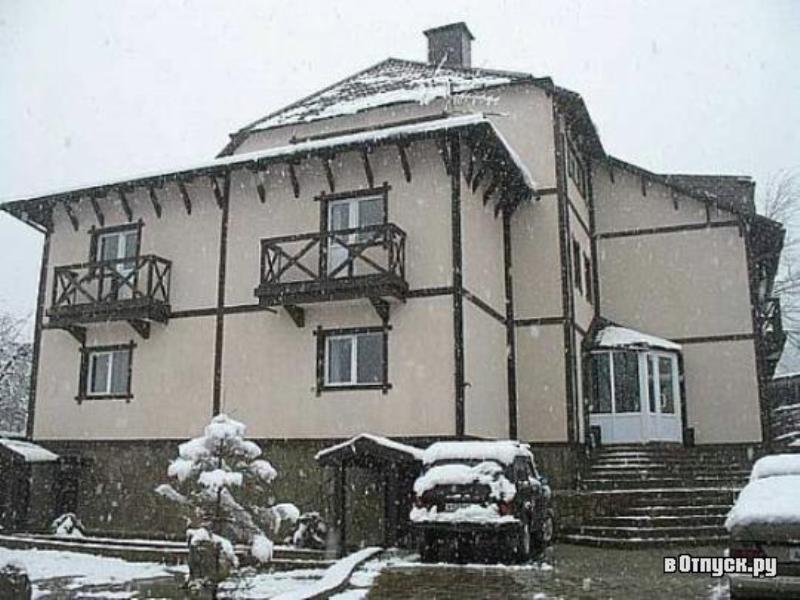 Отель «Альпийский двор». Фото: www.votpusk.ru