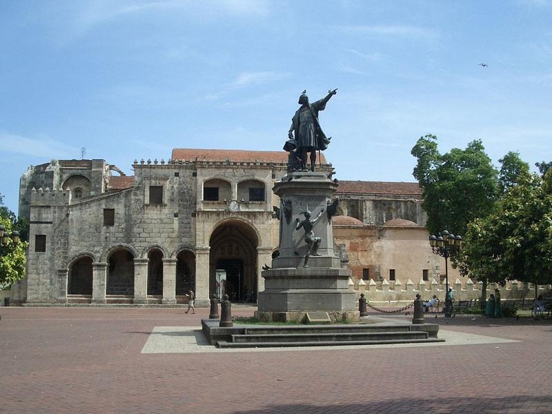 Центральная площадь г. Санто-Доминго. Фото:  miroland.com
