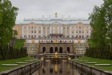 Большой Петергофский дворец (Peterhof Grand Palace)