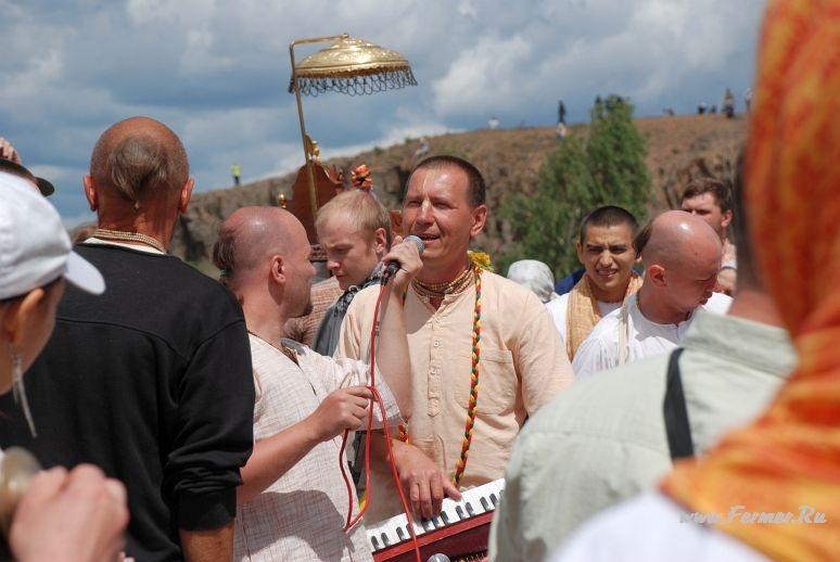 День летнего солнцестояния в Аркаиме. Фото: Алексей Воложанин