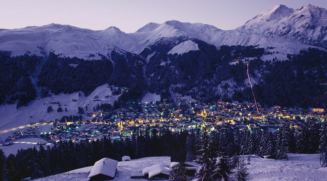 Давос. Фото: www.davos.ch