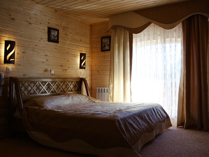 Номер «Люкс». Фото: www.hotelbel.ru