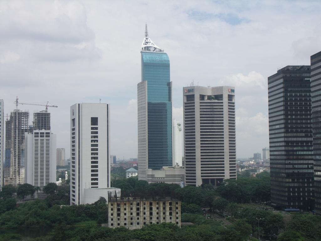 Джакарта. Автор: I'll Never Grow Up. Фото:  www.flickr.com