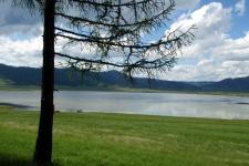 Озеро Теньгинское