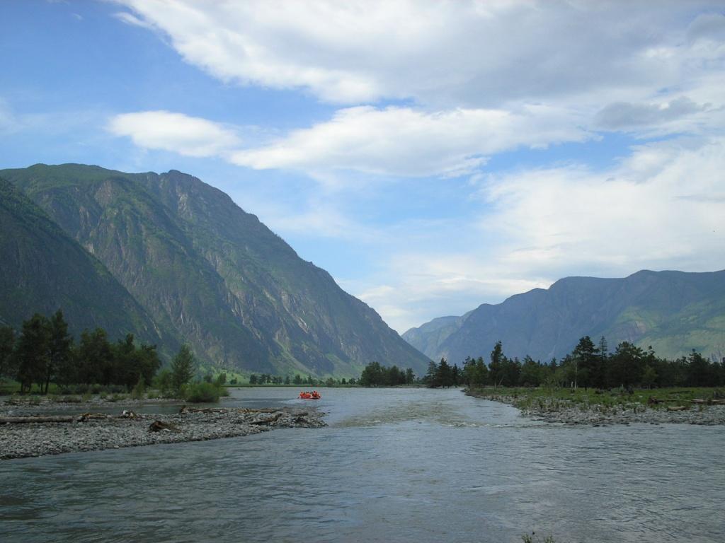 Река Башкаус. Автор: Obakeneko. Фото:  www.flickr.com