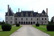 Замок Борегар (Château de Beauregard)