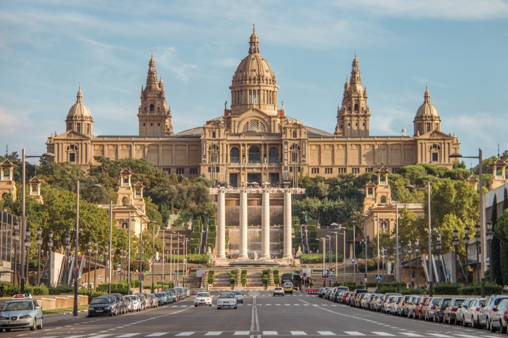 Национальный дворец. Автор: Juanedc. Фото:  www.flickr.com