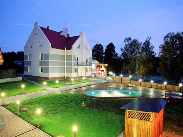 Гостиничный комплекс На Шумах. Фото: www.na-shumah.ru