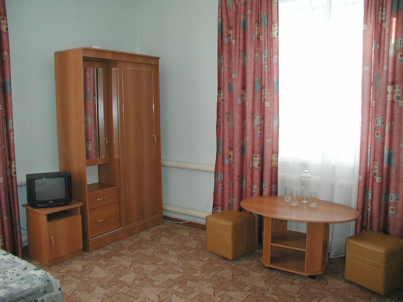 В номере. Фото: www.gornitsa.trg.ru