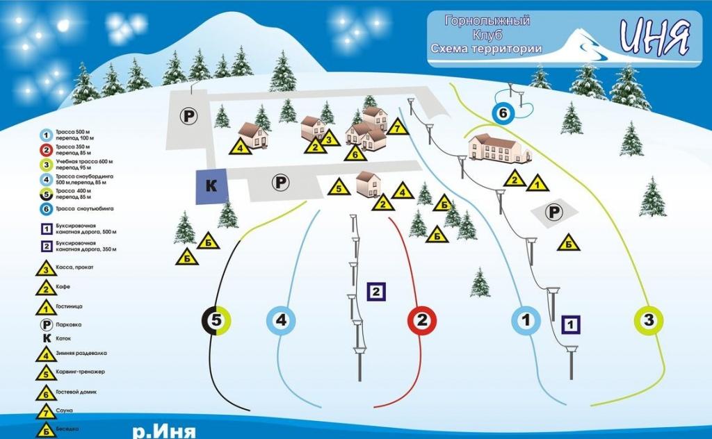 Схема комплекса. Фото: inya-club.ru