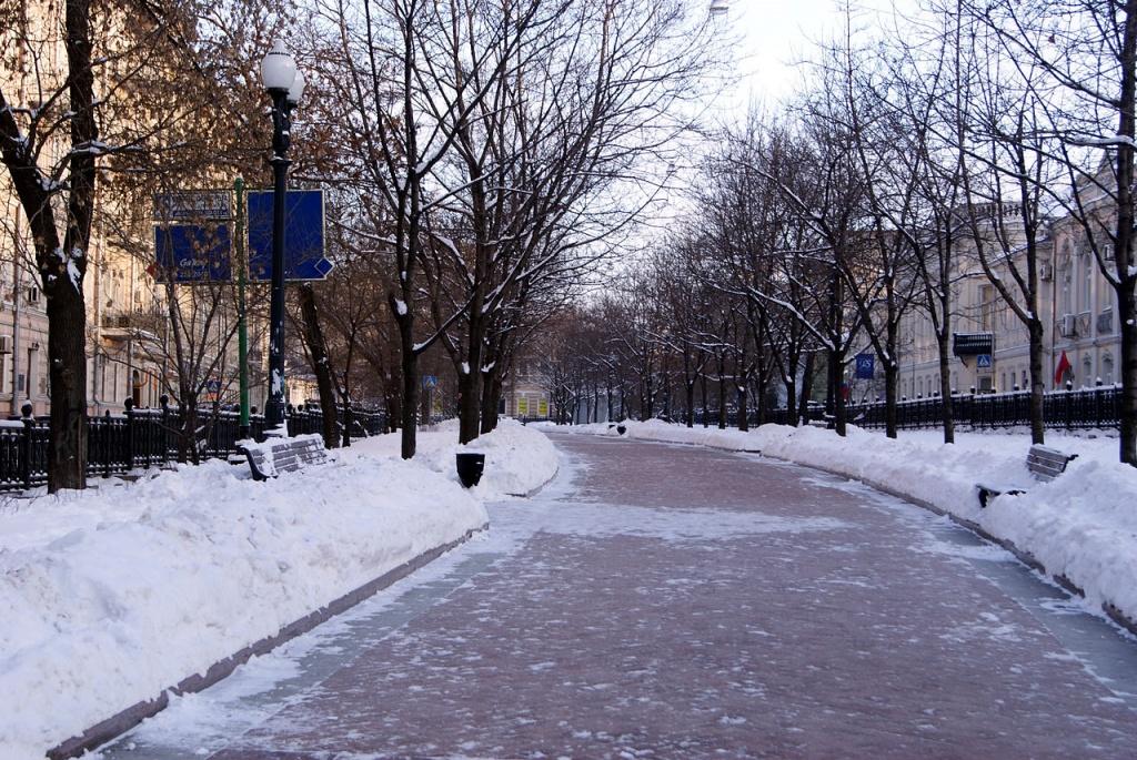 Рождественский бульвар. Автор: Sergey Rodovnichenko. Фото:  www.en.wikipedia.org