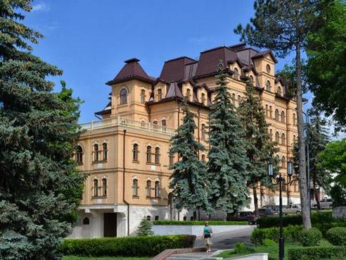 Спа-отель «Бристоль». Фото: spahotel-bristol.ru