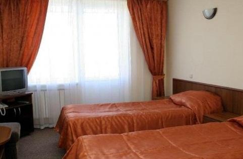 В номере. Фото: www.hotelbospor.ru
