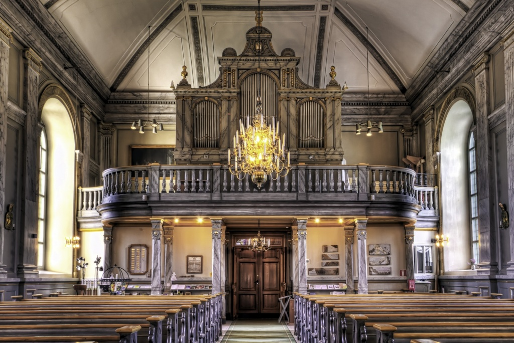 Церковь Ваксхольм. Автор: Kah-Wai Lin. Фото:  www.flickr.com