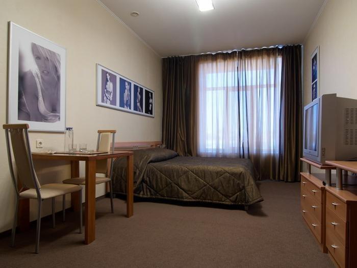 Студия. Фото: www.hotelkruiz.ru