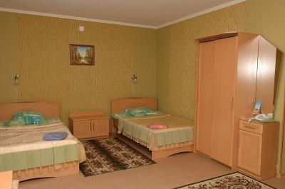 Номер «Стандарт». Фото: www.rus-hotel.ru