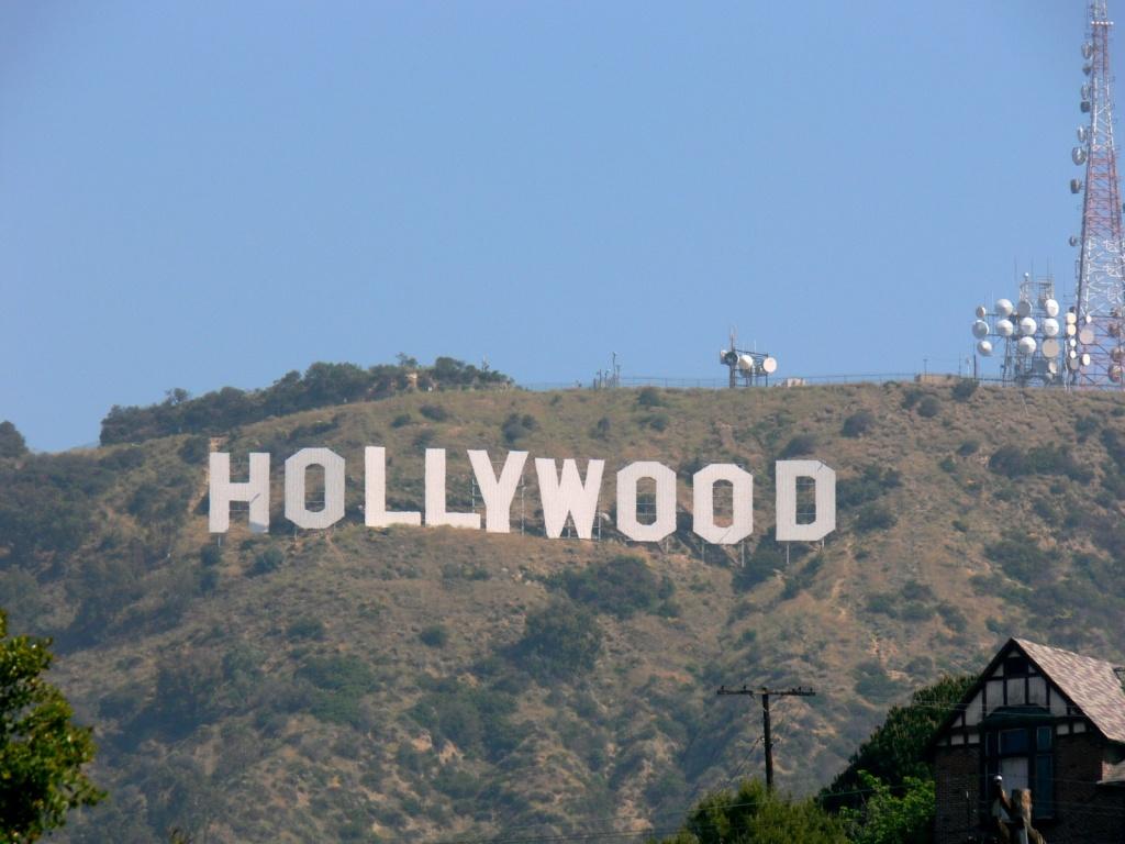 Знак Голливуда. Автор: jumpyjodes. Фото:  www.flickr.com