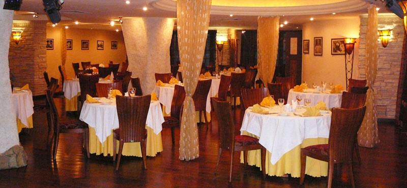 Ресторан. Фото: www.4star.kz