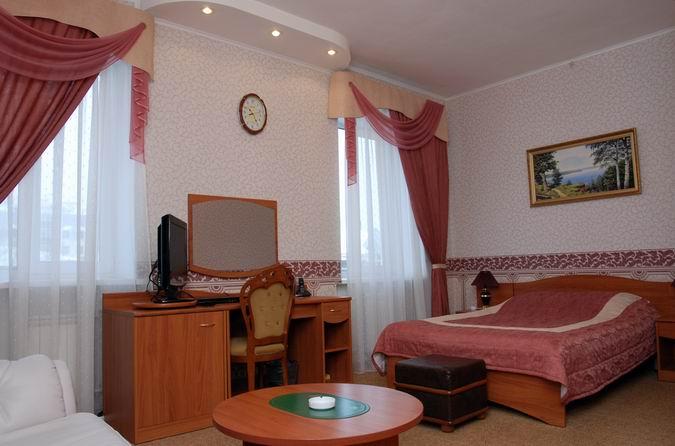 Студия. Фото: hotel-sibir.tomsk.ru