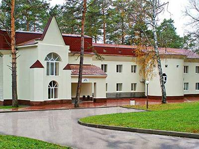 Парк-отель \'\'Царские палаты\'\'. Фото: www.palaty.ru