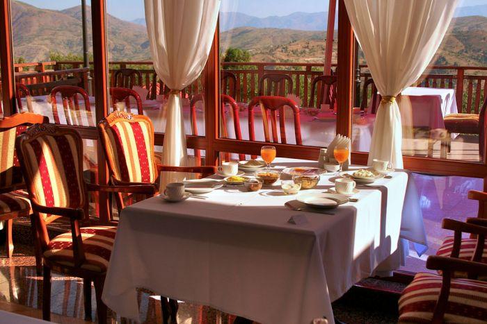 Ресторан. Фото: www.beldersoy.uz