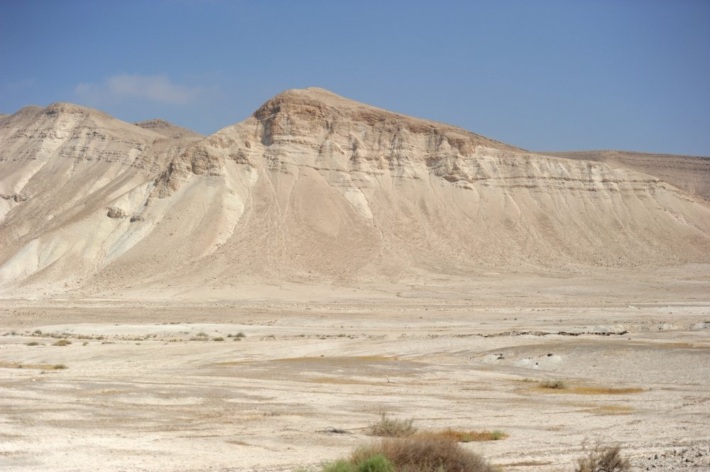 Иорданская долина. Автор: Guillaume Paumier. Фото:  www.flickr.com