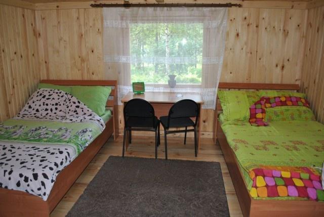 В домике. Фото: www.bazakibik.ru